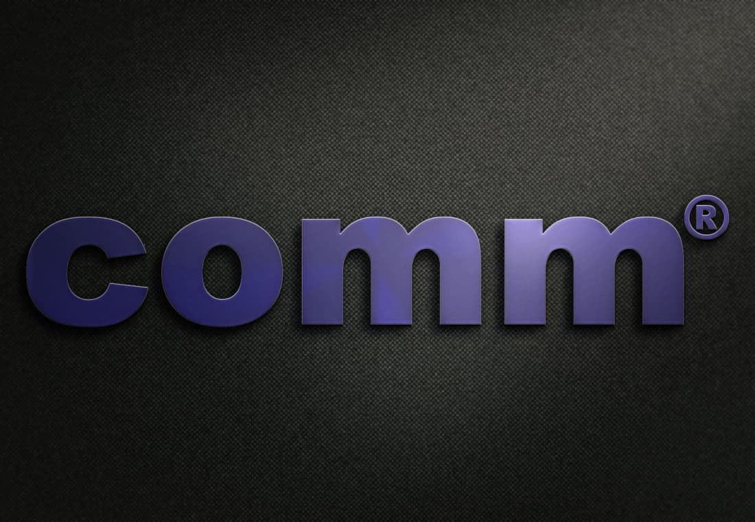 COMM PRODUCTS LOGO
