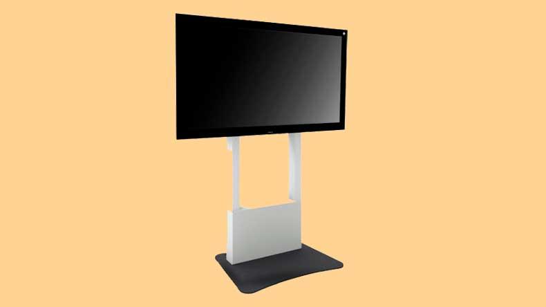 elevador monitor tactil